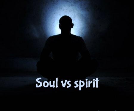 Answer Me This: Soul vs Spirit?