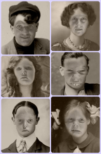 My family, if we lived 100 years ago