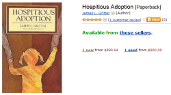 Hospitious Adoption by Jim Gritter