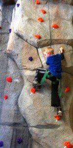 Snow Mountain Ranch rock climbing