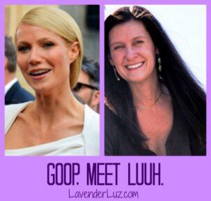 How did Gwyneth name Goop?