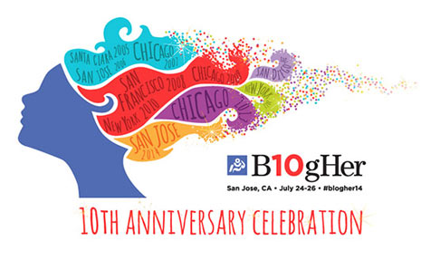 10 years of BlogHer