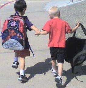 Boy friendship