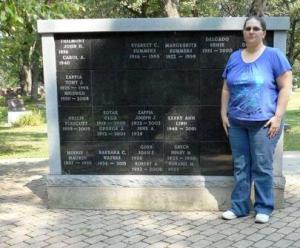 adoptee meets dead birthmother