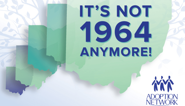 ohio opens birth records to adoptees
