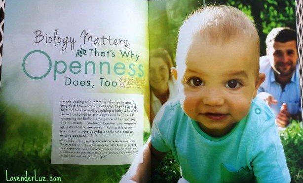 embryo open adoption