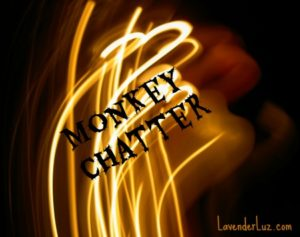 monkey chatter in the adoption process