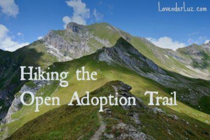 open adoption trail