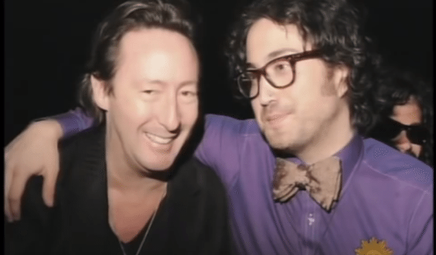 Julian Lennon Gets this Crucial Piece of Open Adoption