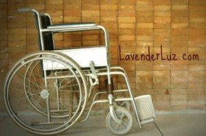 wheelchair night