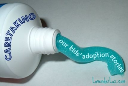 Where is the Oversharing Line in Our Adoption Stories?