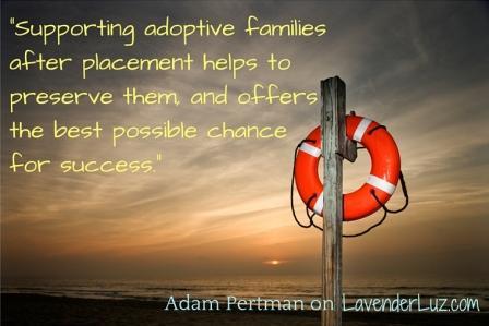 adam pertman on adoption permanency