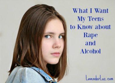 Parenting Teens Amid Rape Culture