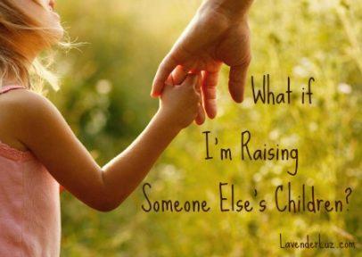 adoption raising someone else's child