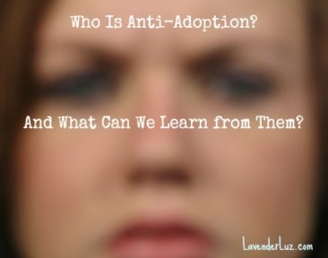 parenting adopted teen