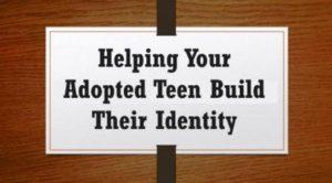 adoptive parenting of teens