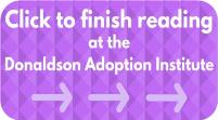 donaldson adoption reform