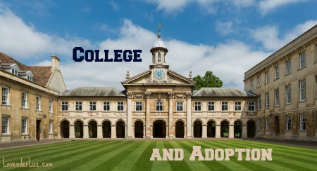 Adoption and the College Application Process