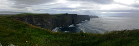 cliffs of insanity in ireland