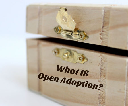 OA 101: What IS Open Adoption?