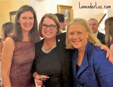 angels in adoption lori holden rebecca vahle mary landrieu of family to family support network