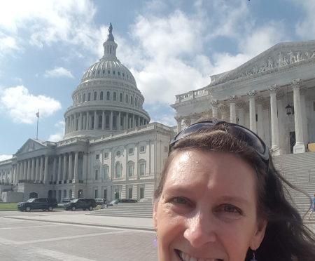 senate side of capitol building