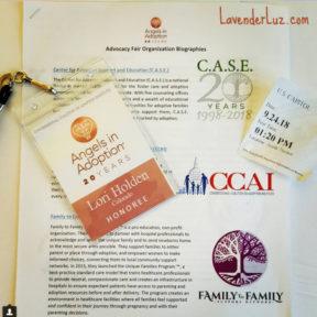 adoption advocacy fair