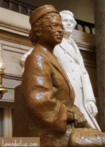 rosa parks in National Statuary Hall