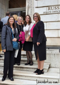 family to family support at russell senate building