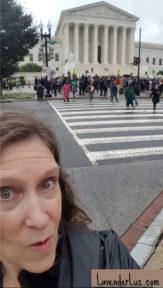supreme court kavanaugh demonstration