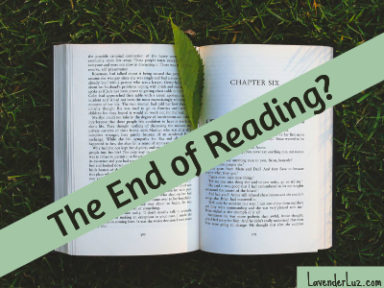 The End of Reading as We Knew It