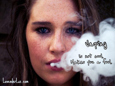 Vaping & Teens — MY Teens