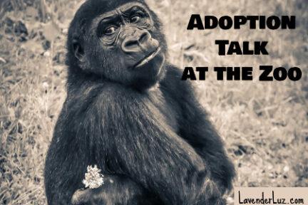 Adoption Language at the Gorilla Exhibit