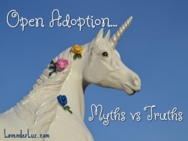 myths & truths of open adoption