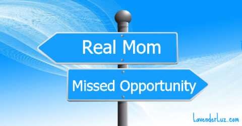 when real interferes with intimacy in adoptive parenting