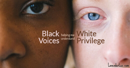 What I'm Doing to Better Understand My White Privilege