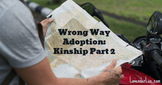 Wrong Way Adoption: The Back Story (Part 2)