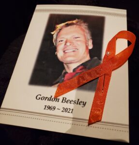 gordon beesley funeral
