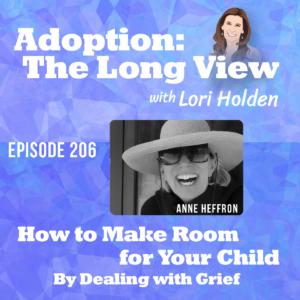 make room for a child via adoption with anne heffron